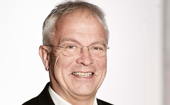 Byrådsmedlem Peter E. Nielsen