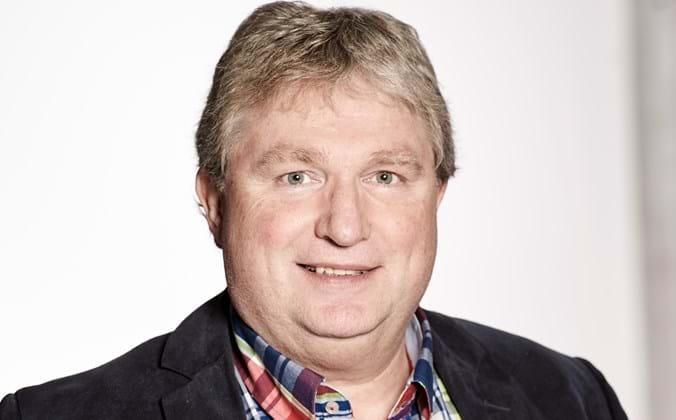 Byrådsmedlem Brian Kjær