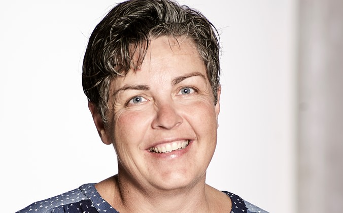 Byrådsmedlem Mette Hardam