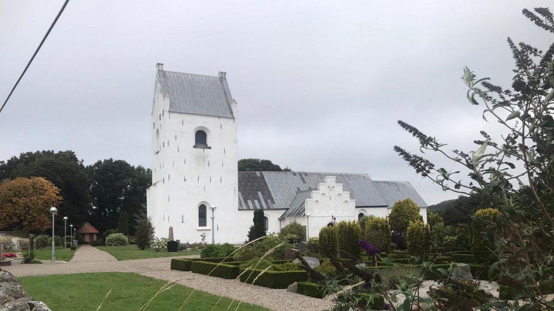 Besøg i Albæk Kirke